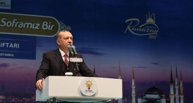 """Cumhurbaşkanı Erdoğan: 'Biz Katarlı kardeşlerimizi yalnız bırakmayacağız"""""""