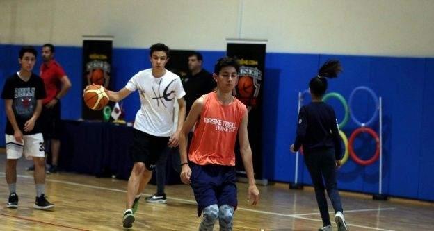 Eskişehir Basket'te altyapı çalışmaları başladı