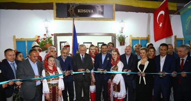 Kosova Keçiören'e konuk oldu