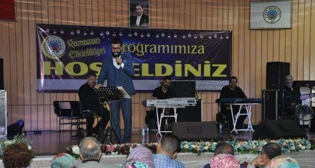 Simav'da geleneksel Ramazan etkinlikleri