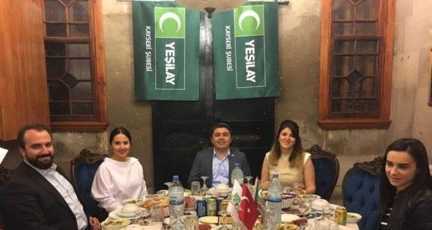 """Yeşilay Şube Başkanı Faruk Çöl: 'Kayseri'ye YEDAN açılacak"""""""