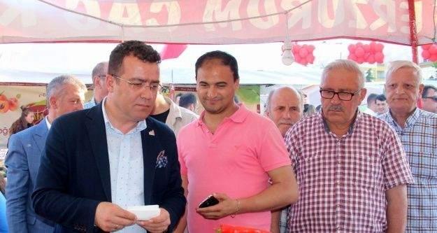 70 ilin mutfağı Atakum'da birleşti