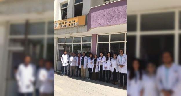 Bilican Temel Lisesi öğrencilerinden büyük başarı