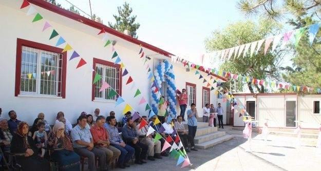 Kayseri Otizm Derneği'nin yeni hizmet binası açıldı
