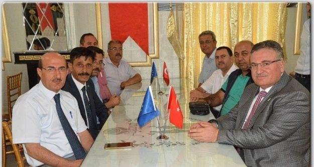 """Kilis'te  'Hayalden Hedefe"""" paneli düzenlendi"""