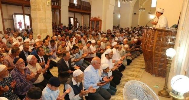 Sinop'ta 15 Temmuz şehitleri için Kur'an ziyafeti