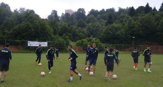 Amed Sportif Faaliyetler'de kamp sona erdi