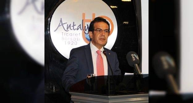 ATB Başkanı Ali Çandır: 'Tarımsal destekler, sektörün devamlılığını motive etmiyor'
