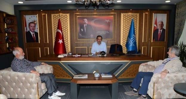 """Eski Bakan Gemalmaz: 'Erzurum giderek gelişen ve büyüyen bir şehir"""""""