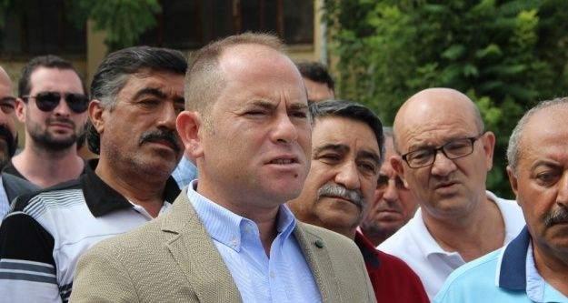 Eskişehir'de 300 MHP'li istifa etti