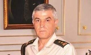 Korgeneral Çetin, Jandarma Genel Komutanlığı'na atandı