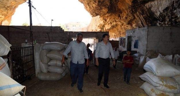 Şanlıurfa'daki mağaralar turizme kazandırılacak