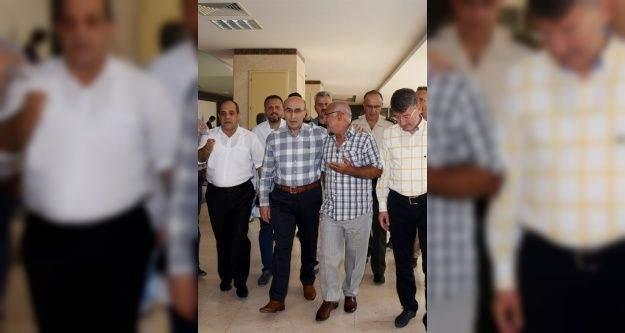 """Vali Demirtaş: 'Şehit ve gazi olanların aileleri devletimize ve milletimize emanettir"""""""