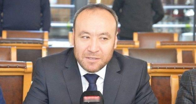 """AK Parti'li Dağdelen: 'Siyaseti hizmet için yapıyoruz"""""""