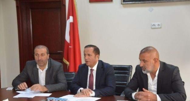 Dilovası Kasım meclisi gerçekleştirildi