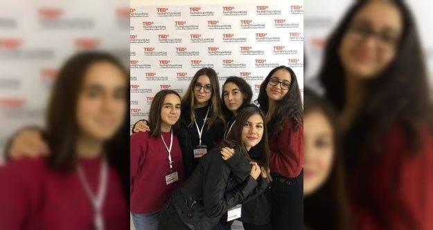 GKV Cemil Alevli Koleji Tedx Talks Konferansında