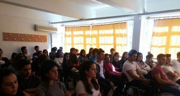 Köyceğiz'de öğrencilere polislik mesleği anlatıldı