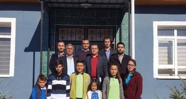 Pazarlar'da öğrenci meclisi seçimi yapıldı