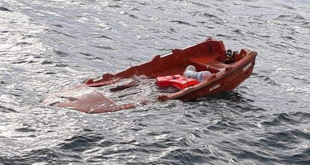 Sahil Güvenlik Komutanlığı'ndan kayıp gemi açıklaması