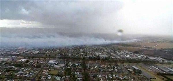 Alevler 3 Haftadır Söndürülemiyor