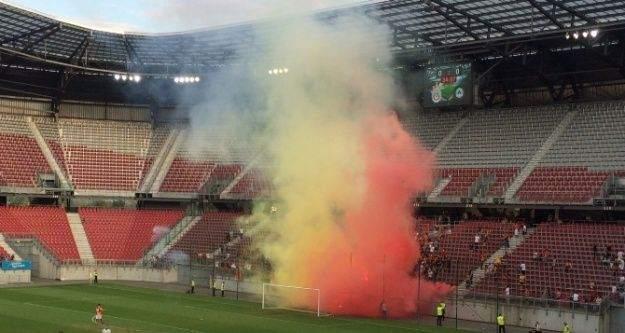 Galatasaray maçı iptal edildi