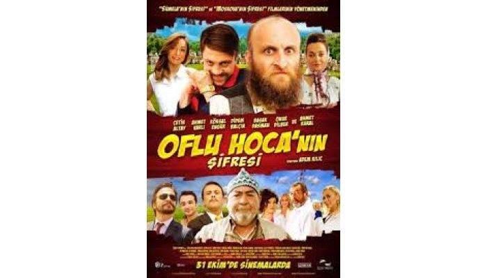 Oflu Hocanın Şifresi Filminin Galası Başkent'te Yapıldı