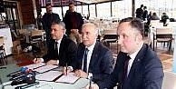 """Eğitimde İşbirliği Protokolü"""" imzalandı"""