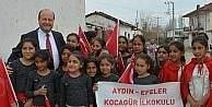 Başkan Özakcan'ın 23 Nisan mesajı