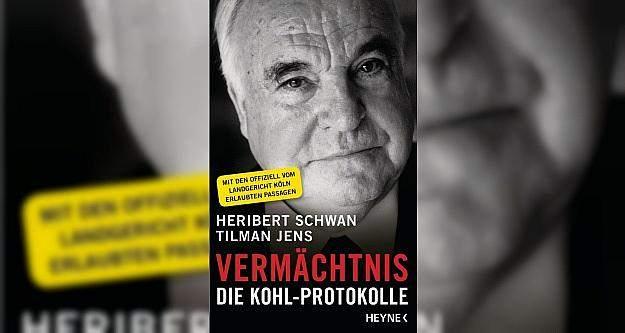 Helmut Kohl, 1 milyon Euro tazminat kazanadı