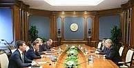 Özbekistan Başbakan Yardımcısı İbragimov, Gazprom başkanıyla görüştü