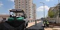 Şahinbey belediyesi asfalt çalışmalarına başladı
