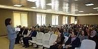 Tarım Müdürlüğü personeline görgü kuralları, iletişim ve empati eğitimi verildi