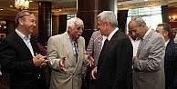 Başkan Karaosmanoğlu, Mardinli muhtarlarla buluştu