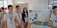 Gölbaşı Fen Lisesi'nde TÜBİTAK 4006 Bilim Fuarı gerçekleştirildi