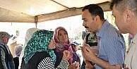 """Kaymakam Taşdan: """"Beş ayda ihtiyaç sahibi vatandaşa 2,5 milyon lira yardım yaptık"""""""