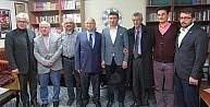 TYB Erzurum Şubesi'nde Bingöl ve Çalmaşır ile türküler dile geldi