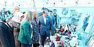 Yozgat Halk Eğitim Merkezi yıl sonu sergisini açtı