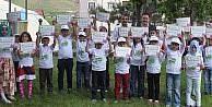 """Bitlis """"Lider çocuk tarım kampı"""" düzenlendi"""