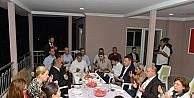 Ortaca'da şehit polis Sefa Altınsoy için iftar yemeği verildi