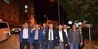 Vedat Demiröz Adilcevaz'da iftar programına katıldı