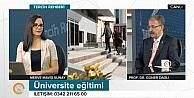 """24 TV """"Tercih Rehberi"""" programı"""