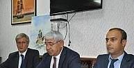Başkan Karaçanta Kars basınıyla buluştu