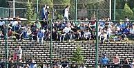 B.B. Erzurumspor, Karaca Birlikspor ile yaptığı özel karşılaşmayı 1-0 kazandı