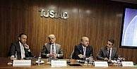Dışişleri Bakanı Çavuşoğlu TÜSİADı ziyaret etti