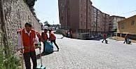 Artuklu Belediyesinden bayram temizliği