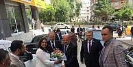 Başbakan Yardımcısı Işık'tan AK Parti Bilecik İl Başkanlığına ziyaret