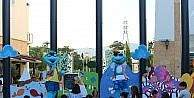 Forum Bornovada minikler bu haftada eğlenecek