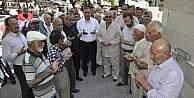 Gürün'de hacı adayları kutsal topraklara uğurlandı
