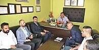 MHP Battalgazi ilçe Başkanı Samanlı çiftçilerin sorunlarını dinledi