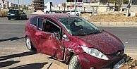 Midyat' trafik kazası: 4 yaralı
